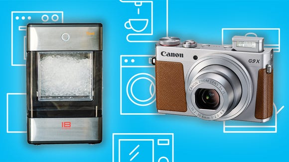The Opal Nugget Ice Maker and the Canon PowerSho G9 X are our two favorite deals right now