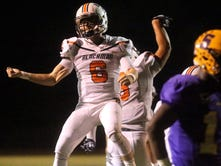 Blackman shows balance in 27-21 win over Smyrna