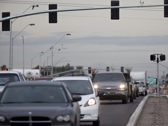 Arizona Department of Transportation only has enough funds to maintain 47 percent of our roads.
