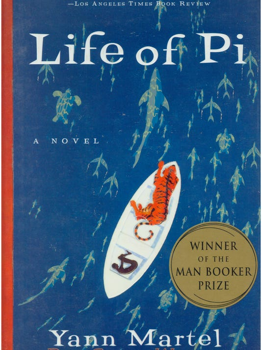 """""""This is a book about Pi. His life, to be exact."""""""