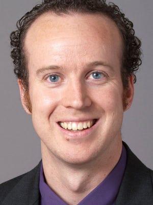 Former ACU volleyball coach Jason Bibler