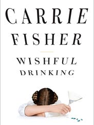 'Wishful Drinking' was also a one-woman stage show.