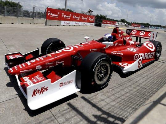 Indycar Notes Houston Kinder To Scott Dixon A Year Ago