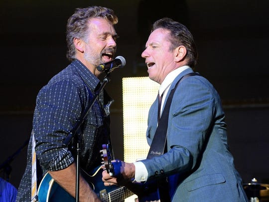 John Schneider and Tom Wopat don't want their teapot tainted by coffee.