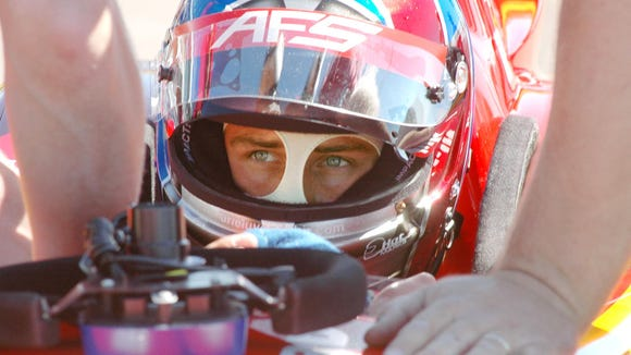 Sorry, 'Bachelor' fans, Arie Luyendyk Jr. wasn't that great of a race car driver