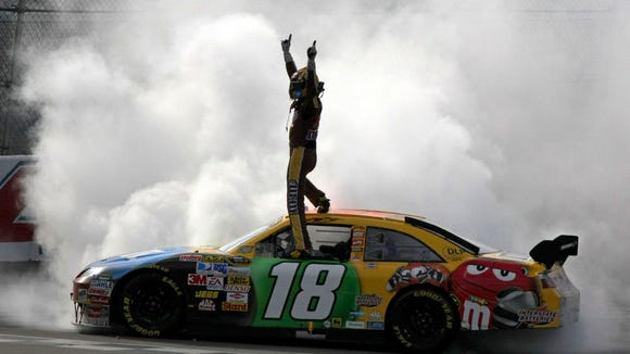 How 5 NASCAR drivers plan to survive the chaos of Talladega Superspeedway