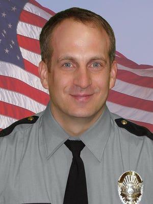 Sharonville Police Chief Aaron Blasky