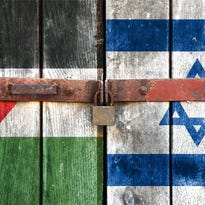 Letter: Speak up for the Palestinians