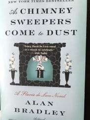 """As Chimney Sweepers Come to Dust"" is the seventh book"