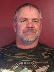 1st Sgt. Glen Cooper, U.S. Army