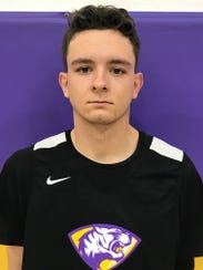 Drew Pyle, Hagerstown High School boys basketball