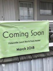 Fishersville Lunch Box and Farm Market, a new deli