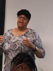 Carpetbag Theatre executive director Linda Parris-Bailey