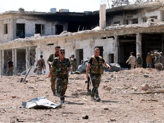 EPA SYRIA ALEPPO CONFLICT WAR CONFLICTS (GENERAL) WAR ARMED CONFLICT SYR