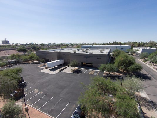 Adler Realty Investments spent $5.5 million for industrial buildings in Tempe