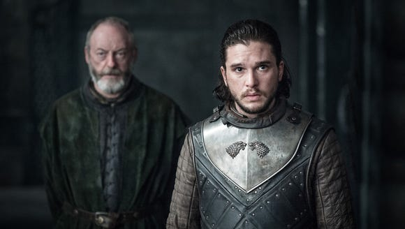 Does this 'Game of Thrones' photo hint at a meeting