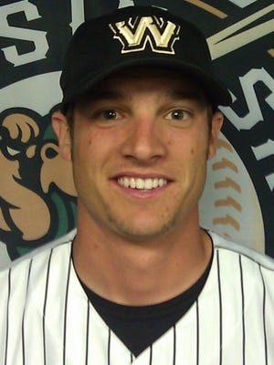 Garrett Yrigoyen played with the Wisconsin Woodchucks during the 2011 season.