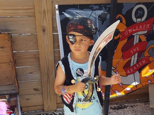 Kerenn Irias's nephew.