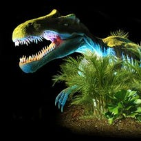 Watch Studio 10 on Monday, December 1st, for your chance to win a four-pack of tickets to Discover the Dinosaurs.