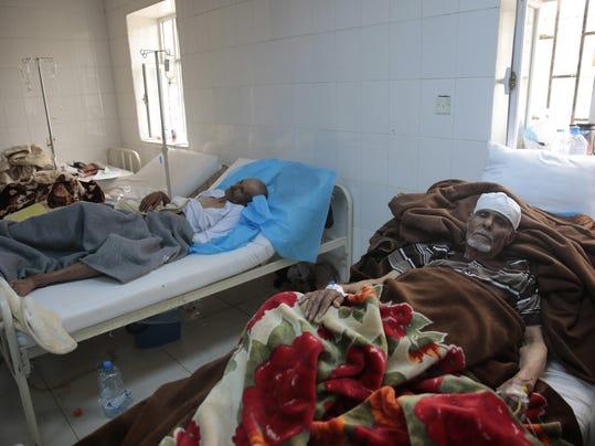 Yemen Cholera Vaccine