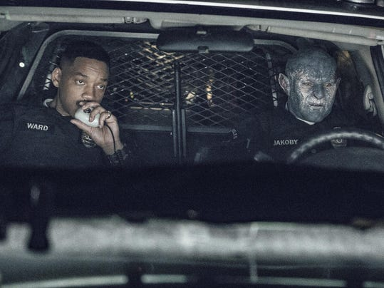Film Review Bright