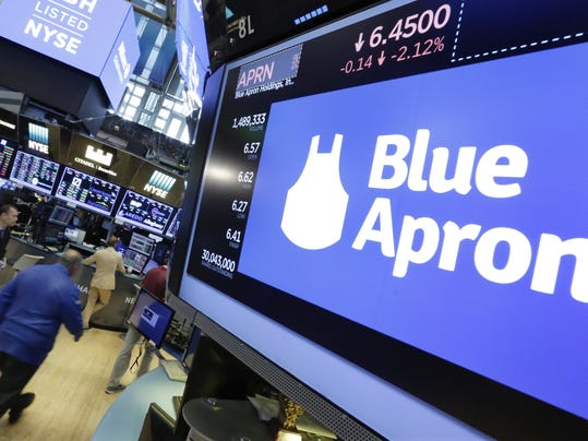 Blue Apron In Store Kits