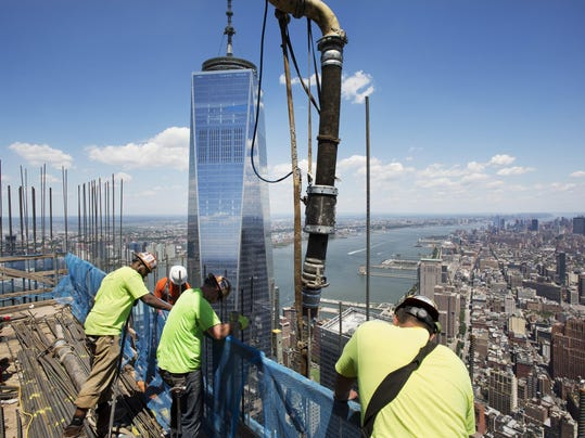 New World Trade Center Tower (2)