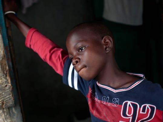 Liberia-Orphaned by Ebola