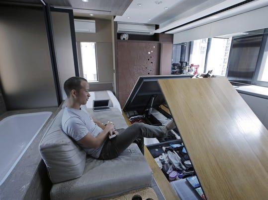 Hong Kong S Mini Apartments Boom