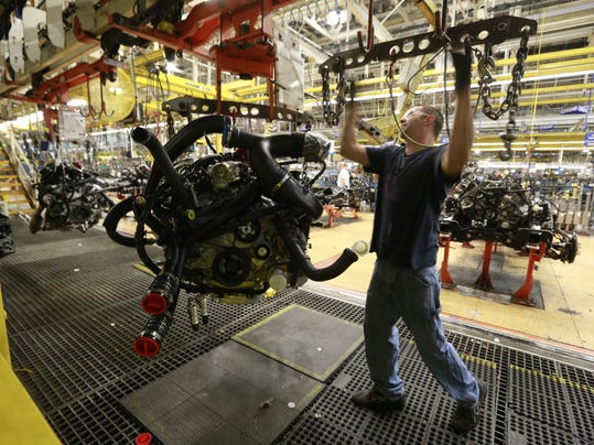 How Does Ecoboost Work >> Ford keeps adding jobs. This time it is 850 to make the 2015 F-150 in Dearborn.