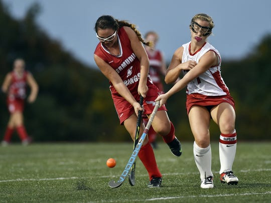 Bermudian Springs senior Olivia Blasone has already