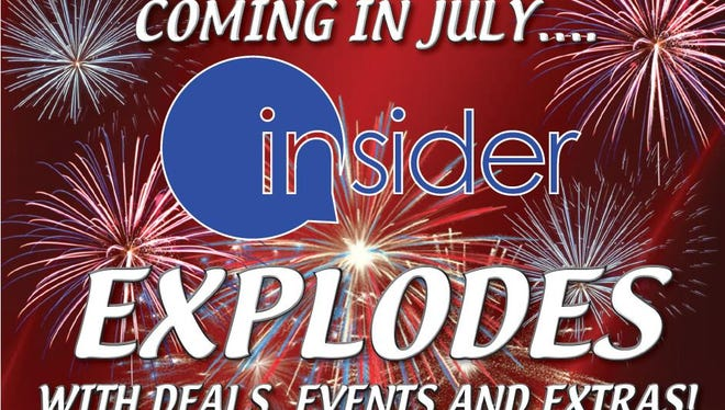 Headline for July Insider