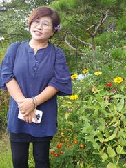 Choi Eun-suk, 50, lives in a city called Donghae on the east coast of South Korea.