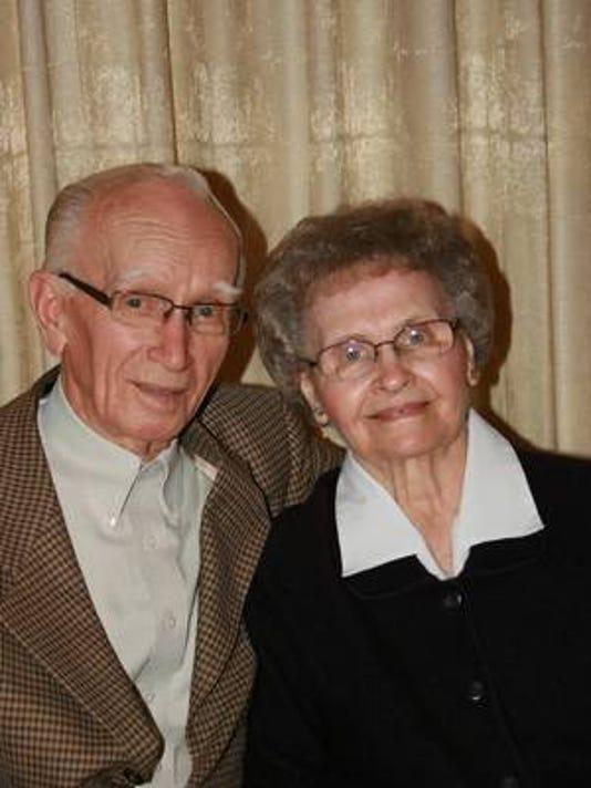 Anniversaries: Edgar Magera & Hattie Magera