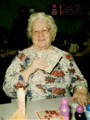 Lillian Irene Silkett, 91