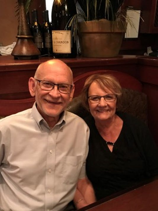 Anniversaries: Doug Erickson & Shirley Erickson