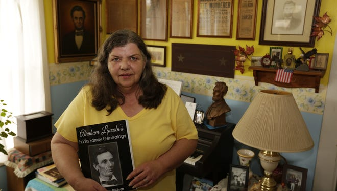Oshkosh resident Vicky Reany Paulson has spent more than four decades researching her family tree, which includes Nancy Hanks Lincoln, the mother of the 16th president. A Family Tree DNA study was able to confirm Lincoln's true lineage, thereby solving a 150-year-old mystery.