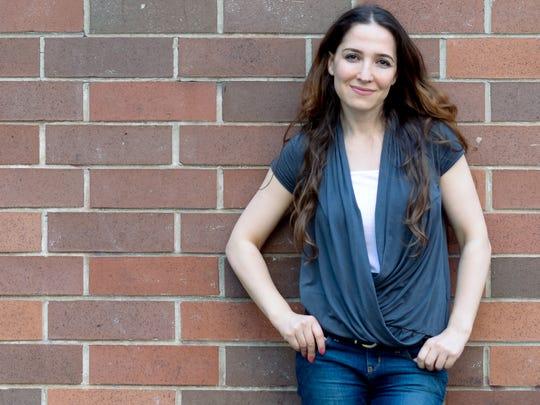 Mouna Rashid established Mouna Photography in Franklin