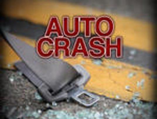 3-vehicle crash