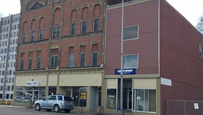 Chemung Crossing, a proposed development including parcels on South Main Street, could break ground as soon as spring 2017.