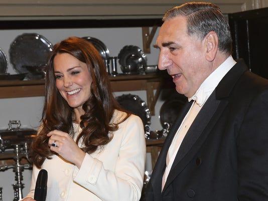 Jim Carter, Kate Duchess of Cambridge