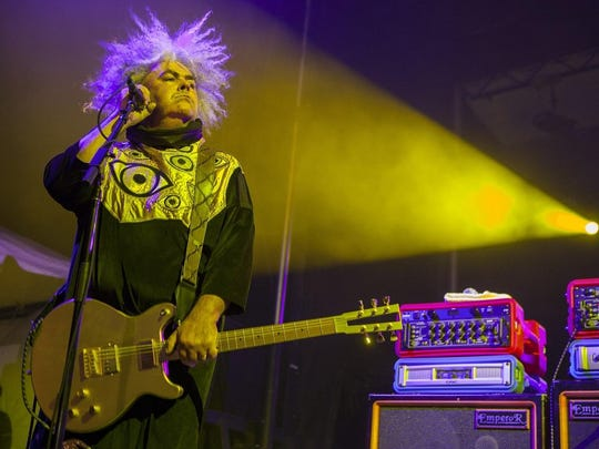 Buzz Osborne will perform with the Melvins on July 7 at the Vogue.