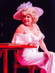 Bets Malone stars as Mae West and the young Mae West