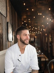 Chef Robbie Felice owns Viaggiano in Wayne, a much buzzed-about restaurant.
