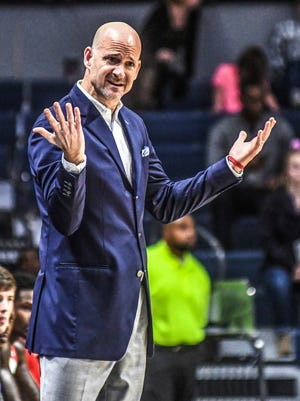 Andy Kennedy is searching for answers after Ole Miss lost its third overtime home game of the season Saturday.