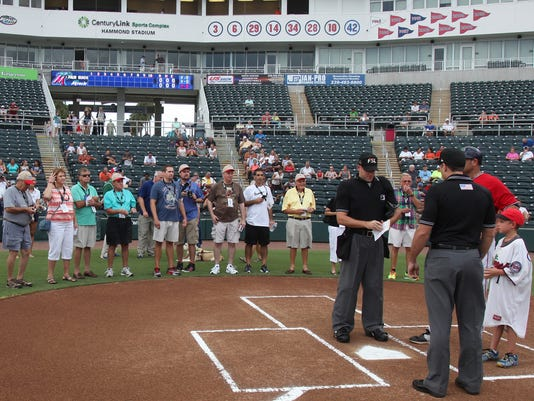 Insider event: Journalism Camp at Fort Myers Miracle