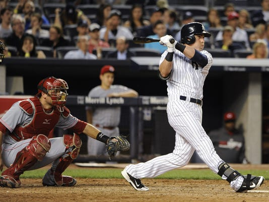 Yankees Jacoby Ellsbury July 18 2014