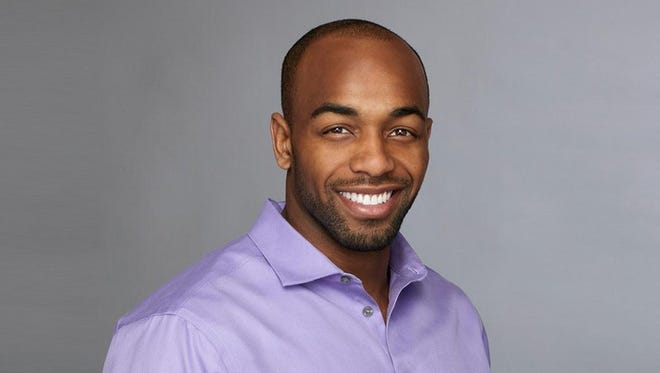 "Darius Feaster was eliminated on the first night of the new season of ""The Bachelorette."""