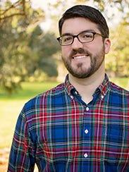 Oak Ridge First Baptist Church pastor Rory Naeve.