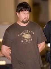 Sam Dieteman was arrested Aug. 3, 2006.